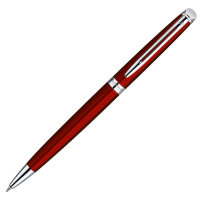 Ручка WATERMAN 1869011 Шариковая ручка Waterman Hemisphere Essential, Comet Red CT / АРТИКУЛ: 1869011